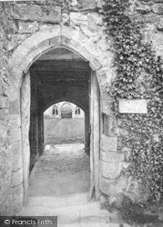 Cleeve Abbey, Gateway 1919, Old Cleeve