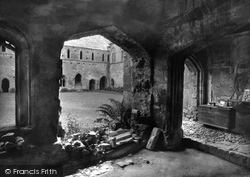 Cleeve Abbey, In The Cloisters 1938, Old Cleeve
