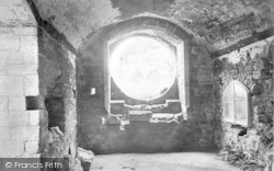 Cleeve Abbey, Oriel Window 1890, Old Cleeve