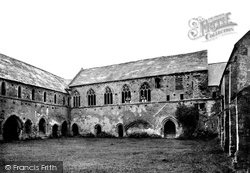 Cleeve Abbey, Refectory 1913, Old Cleeve
