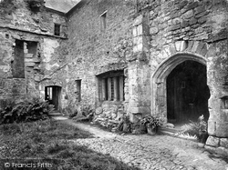 Cleeve Abbey, The Abbots House 1919, Old Cleeve