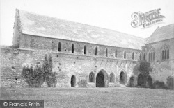 Old Cleeve, Cleeve Abbey, The Dormitory 1890