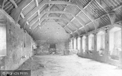 Old Cleeve, Cleeve Abbey, The Dormitory 1935