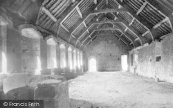 Cleeve Abbey, The Dormitory 1935, Old Cleeve