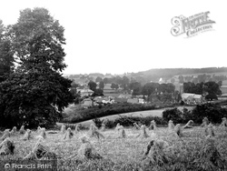 General View 1930, Old Cleeve