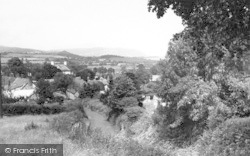 General View c.1955, Old Cleeve