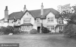 St Christophers c.1955, Old Cleeve