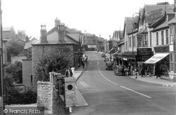 Old Colwyn, Abergele Road c.1939
