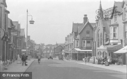 Old Colwyn, Abergele Street c.1939