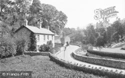 Old Colwyn, Beach Road c.1932