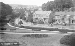Old Colwyn, Beach Road c.1933