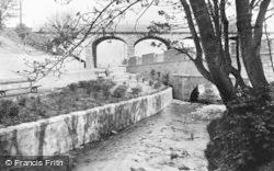 Old Colwyn, Beach Road Gardens c.1932