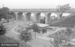 Old Colwyn, Cliff Road c.1933