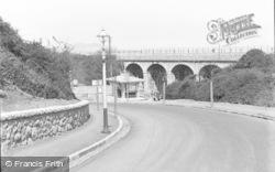 Old Colwyn, New Beach Road c.1932