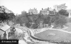 Old Colwyn, Tan Y Coed Gardens c.1932