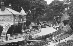 Old Colwyn, Tan-Y-Coed Tea Gardens c.1930