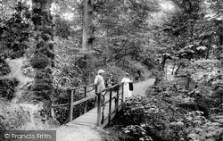 Old Colwyn, The Fairy Glen 1921