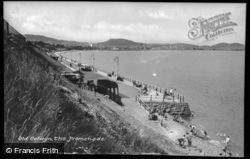 The Promenade c.1950, Old Colwyn