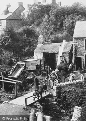 Old Colwyn, The Wheelwright 1890