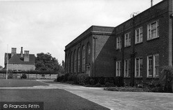 Boys County School c.1955, Old Coulsdon