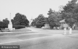 Canon's Hill c.1960, Old Coulsdon