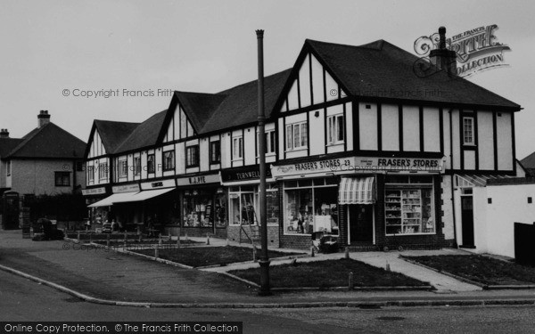 Photo of old coulsdon taunton parade francis frith for Classic house of pizza taunton ma