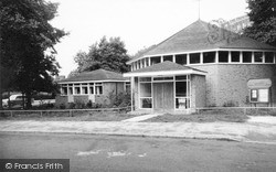 The Congregational Church c.1960, Old Coulsdon