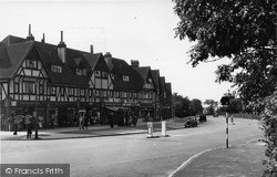 The Parade c.1955, Old Coulsdon