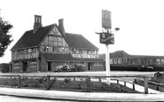 Old Coulsdon, the Tudor Rose c1955