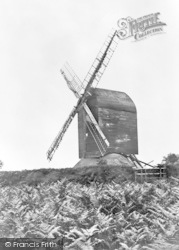 The Windmill 1890, Old Coulsdon