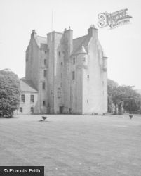 Old Dailly, Killochan Castle 1951