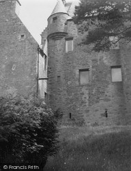 Old Dailly, Penkill Castle 1951