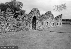 Old Deer, Deer Abbey 1961