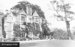 Haden Hill House 1891, Old Hill