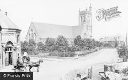 Holy Trinity Church 1893, Old Hill