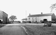Old Langho, the Black Bull c1955