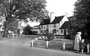 Old Malden, The Plough Inn c1955