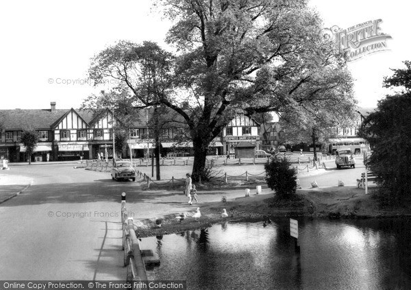 Old Malden, c1955