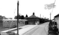 Old Newton, Finningham Road c.1965