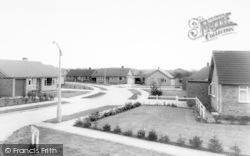 Old Newton, Rookery Way c.1965