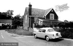 Old Newton, School c.1965