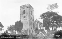 Old Radnor, St Stephen's Church c.1955