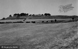 Old Sarum, c.1955