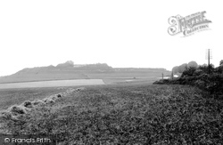 Old Sarum, From The South 1913