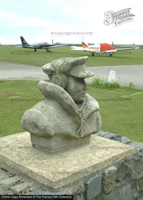 Old Sarum, The World War II Memorial 2004