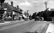 Old Swinford, Hagley Road c1955