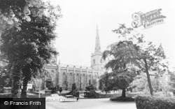 Old Swinford, St Mary's Church c.1960