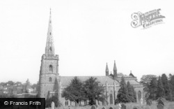 Old Swinford, St Mary's Church c.1965