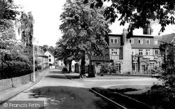 Old Swinford, The Castle, Church Road c.1960