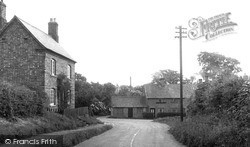 Old Weston, The Village c.1955